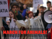 March for Animal Rights!