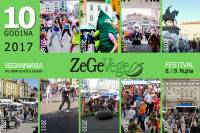 10 years of ZeGeVege festiva- pizza