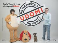 Udomi plakat