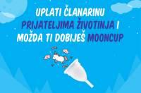 Mooncup menstrualna čašica
