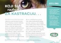 Letak o kastraciji i sterilizaciji