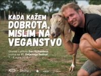 Dan Richardson: Kad kažem dobrota mislim na veganstvo