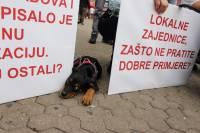 pas i poruka lokalnim zajednicama