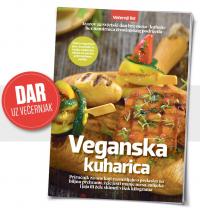 Veganska kuharica Večenji