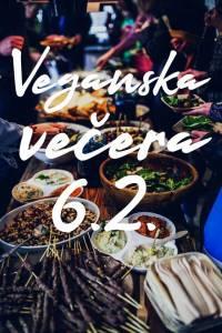 Vegan dinner for non-vegans