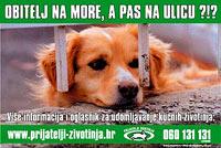 Plakati 3 - Obitelj na more, a pas na ulicu [ 26.47 Kb ]