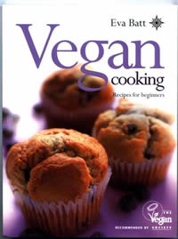 Literature - Vegan Cooking, recipes by Eva Batt