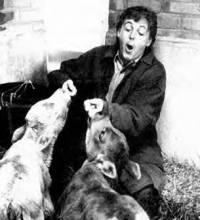 Paul McCartney i životinje [ 57.30 Kb ]