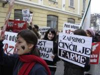 Carnival anti-fur demo in Ljubljana 20 [ 51.63 Kb ]