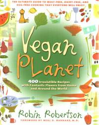 Literature - Robin Robertson: Vegan Planet [ 83.92 Kb ]