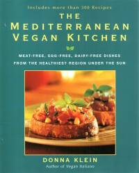 Literatura - Donna Klein: The Mediterannean Vegan Kitchen [ 59.00 Kb ]