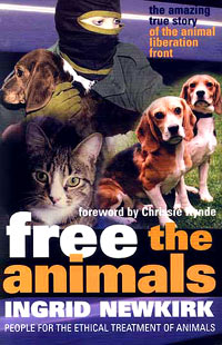 Literatura - Ingrid Newkirk: Free the animals (EN) [ 28.78 Kb ]
