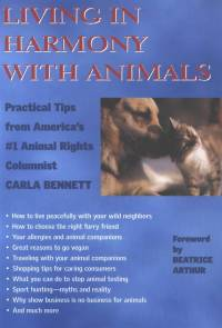 Literatura - Carla Bennett: Living in Harmony with Animals [ 69.45 Kb ]