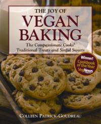 Literature - Colleen Patrick-Goudreau: The Joy of Vegan Baking [ 50.71 Kb ]