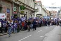 Zagreb demo against the seal slaughter 34 [ 95.31 Kb ]