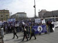 Zagreb demo against the seal slaughter 35 [ 102.53 Kb ]