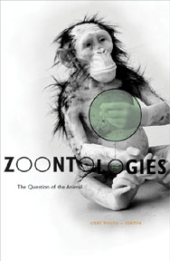 Zoontologies: The Question of the Animal