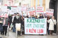 Demo against fur in Osijek 3 [ 113.15 Kb ]