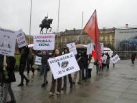 Demo against fur in Zagreb 2010 [ 375.26 Kb ]