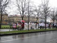 Demo against fur in Zagreb 2010 [ 535.36 Kb ]