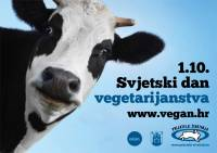 Billboard - World Vegetarian Day 2012. [ 267.58 Kb ]