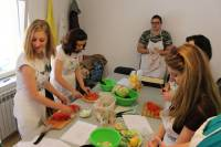 Cooking workshop for students 4 [ 34.71 Kb ]