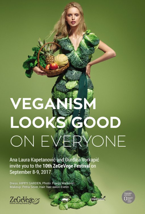 Veganism looks good on everyone [ 1005.25 Kb ]