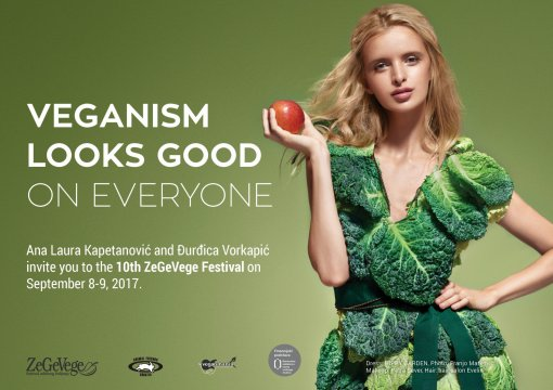 Veganism looks good on everyone [ 610.24 Kb ]
