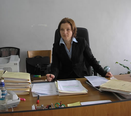 Judge Jasna Zoretic