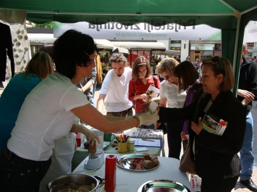 World Vegetarian Week in Zagreb1