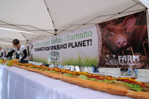 World Vegetarian Day 2013, photo: Maja Sokolean [ 100.99 Kb ]